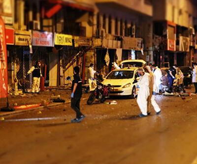 Son dakika haberi... İskenderun'daki patlama! 5 gözaltı