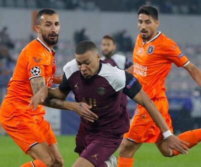 Başakşehir 0-2 PSG MAÇ ÖZETİ