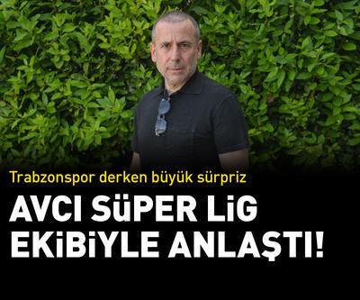 Abdullah Avcı Antalyaspor'la anlaşmaya vardı!