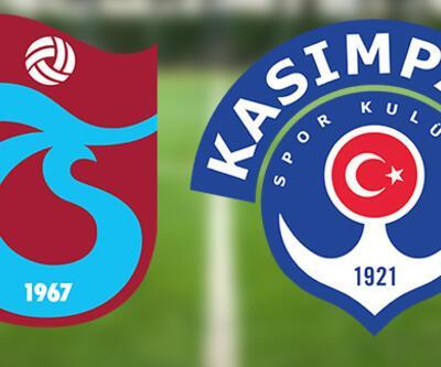 Trabzonspor Kasımpaşa maçı saat kaçta, ne zaman canlı izlenecek?