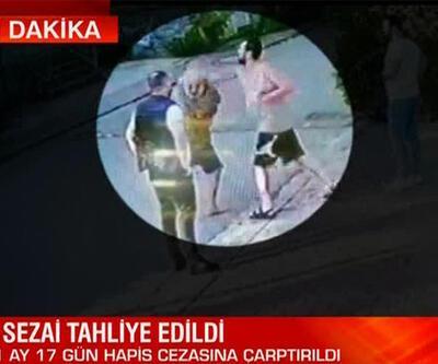Son dakika... Halil Sezai tahliye edildi | Video