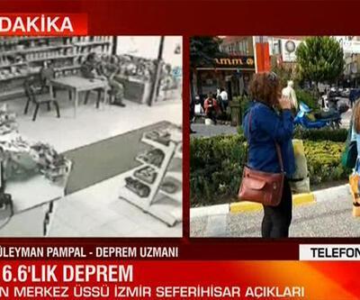 İzmir, İstanbul ve Bursa'da hissedilen depreme uzman yorumu