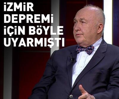 İzmir depremi için böyle uyarmıştı