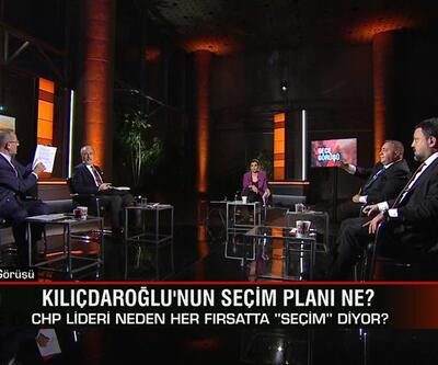 Kim Atatürk diyor, kim demiyor? Kılıçdaroğlu'nun seçim planı ne? Özdağ ihraç edilecek mi? Gece Görüşü'nde tartışıldı
