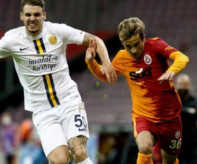 Galatasaray'da 3 futbolcu sakatlandı