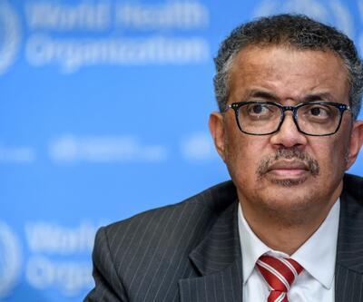 Dünya Sağlık Örgütü Genel Direktörü Ghebreyesus, kendini karantinaya aldı