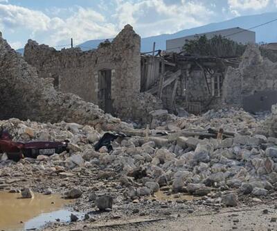 "Son Dakika! Atina ""deprem diplomasisi"" istiyor | Video"