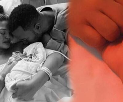 Chrissy Teigen kaybettiği bebeğinin adını dövme yaptırdı