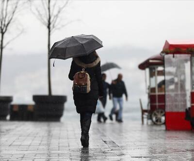 İstanbul'da öğle saatlerinde sağanak bekleniyor