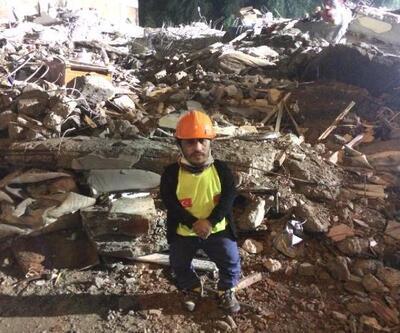 Depremin 98 santimlik kahramanı konuştu