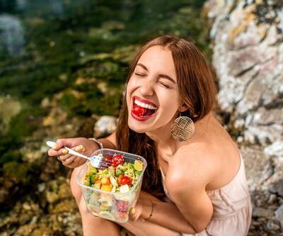 Etkileri müthiş! Bu besinler yedikçe mutluluk veriyor