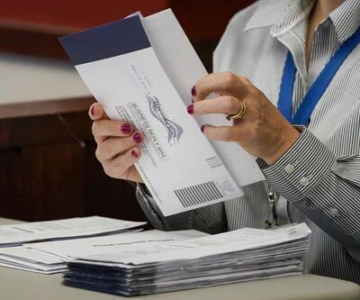 ABD'de posta yoluyla kullanılan çok sayıda oy henüz seçim merkezlerine ulaşmadı
