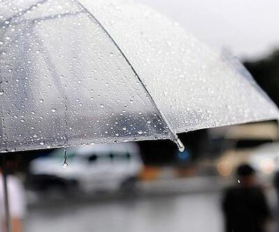 Meteoroloji'den o bölgeler için şiddetli yağış uyarısı