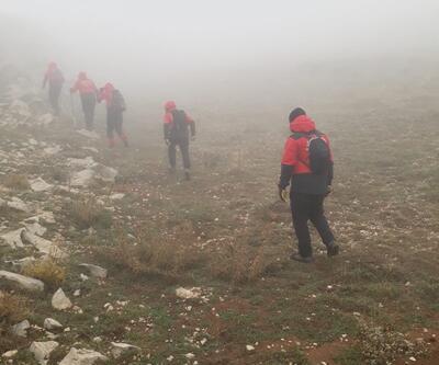 40 kişilik ekip seferber oldu! Kayıp çoban bulundu