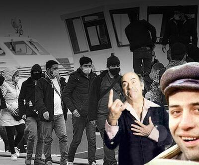 Son dakika: Yunanistan'da FETÖ komedisi... Sahte kimlikte ünlü Yunan oyuncuyu kullanmışlar | Video