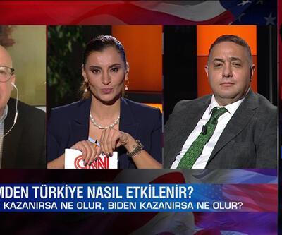 Trump mı, Biden mı dost? Seçim sonrası ABD-Türkiye ilişkileri ne olur? Gece Görüşü'nde tartışıldı