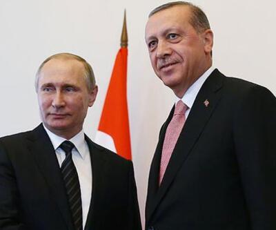 Son dakika haberi... Cumhurbaşkanı Erdoğan, Putin ile görüştü