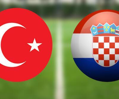 Milli maç ne zaman, saat kaçta, hangi kanalda? Türkiye, Hırvatistan karşısında!
