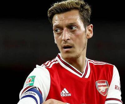 Son dakika... Mesut Özil için transfer bahisleri açıldı!