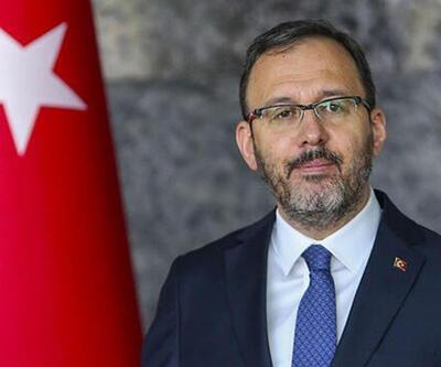 Bakan Kasapoğlu: Atatürk'ü rahmet ve hürmetle yâd ediyorum