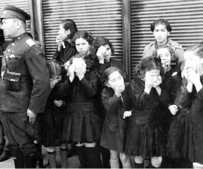 Atatürk'ün cenaze töreni... Bu fotoğrafları ilk kez göreceksiniz