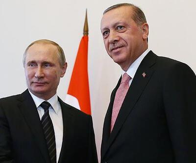 Son dakika haberi: Cumhurbaşkan Erdoğan, Putin ile görüştü | Video