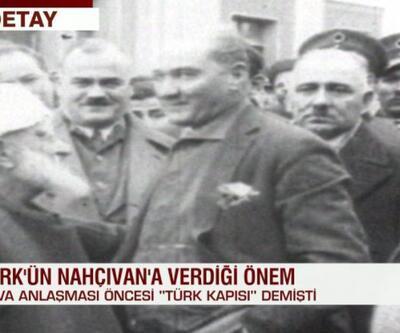 Atatürk'ün Nahçıvan'a verdiği önem: Türk dünyasına açılan kapı | Video