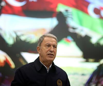 Bakan Akar Azerbaycan'da: Harekat 44 günde bitti ama 44 sene konuşulacak | Video