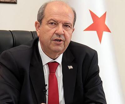 KKTC Cumhurbaşkanı Tatar, BM Temsilcisi Spehar'ı kabul etti