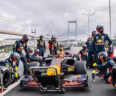 Formula 1 DHL Türkiye Grand Prix'si bugün start alıyor!