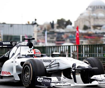 Formula 1 Türkiye Grand Prix'sinin tanıtım videosuna büyük ilgi