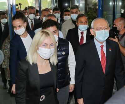 Son Dakika Haberi: Kılıçdaroğlu, Başkan Böcek'i hastanede ziyaret etti