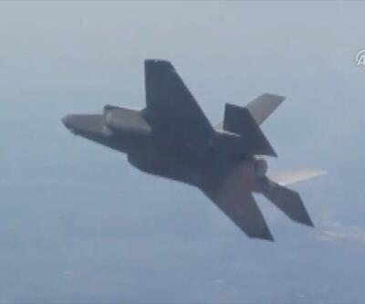 Son Dakika: Yunanistan'dan F-35 hamlesi | Video