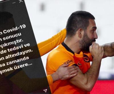 Arda Turan korona mı oldu? Galatasaraylı futbolcudan koronavirüs açıklaması | Video