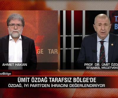 Ümit Özdağ, İYİ Parti'den ihraç edilme sürecini ve yol haritasını Tarafsız Bölge'de anlattı