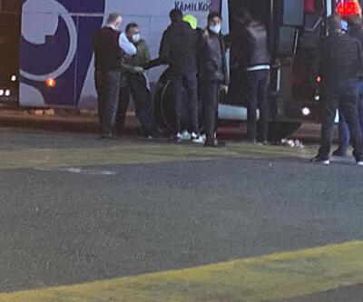 Son dakika haberi... Ümraniye'de hareketli dakikalar! Gözaltına alındı
