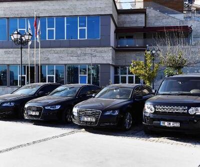 Ankara Büyükşehir Belediyesi, 4 lüks aracı ihale ile satışa çıkardı