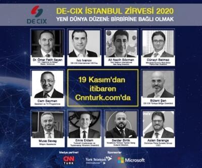 DE-CIX İstanbul Zirvesi 2020, Yeni Dünya Düzeni: Birbirine Bağlı Olmak Temasıyla Yayında!