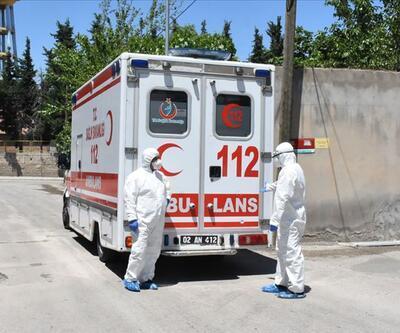 Adıyaman'da iki günde 257 ev karantinaya alındı