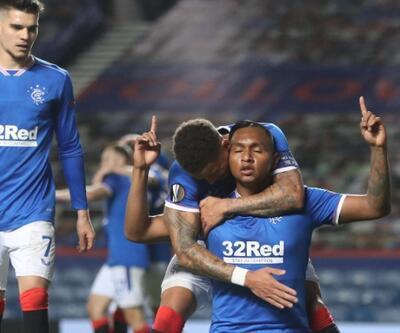 Rangers'te iki futbolcuya 7 maç ceza