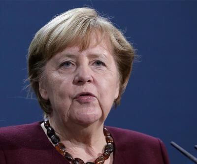Merkel: Türkiye'ye yaptırım konusunu görüşeceğiz | Video