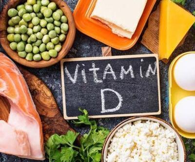 """""""Kanserin altından D vitamini eksikliği çıkabilir"""""""