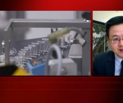 Weihua: Denemelerde yüzde 100'e kadar antikor oluştu   Video