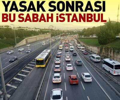 Bu sabah İstanbul