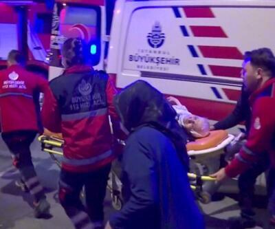 Cerrahpaşa'daki yangında hastalar tahliye edildi | Video