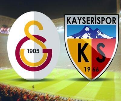 Galatasaray Kayserispor CANLI YAYIN