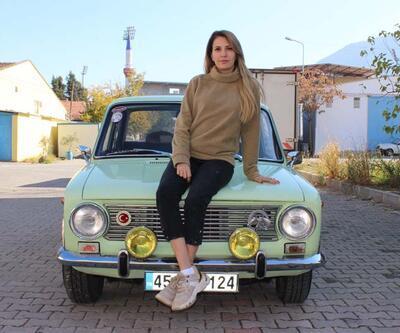 Evlilik yıl dönümü hediyesi 'Hacı Murat'a gözü gibi bakıyor