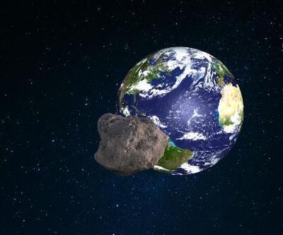 Gökdelen büyüklüğünde asteroit Dünya'ya doğru geliyor
