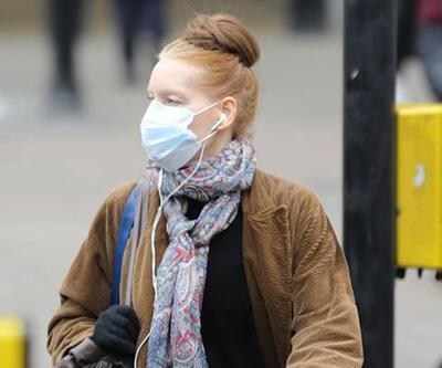 İngiltere'de son 24 saatte koronavirüsten 608 ölüm