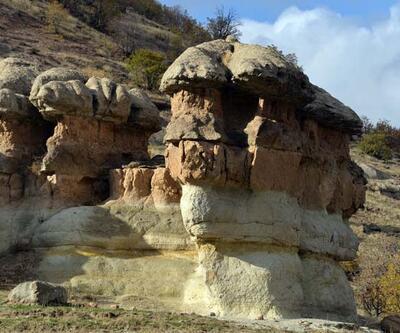 Bingöl'de 'külahlı taşlar'ın turizme kazandırılması isteniyor